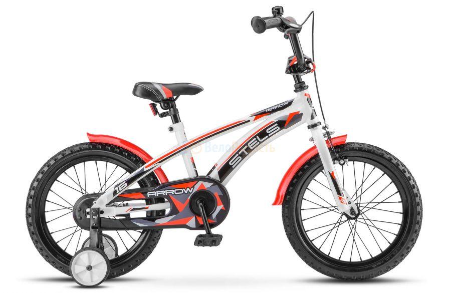 Велосипед детский Stels Arrow 16 V020 (2021)
