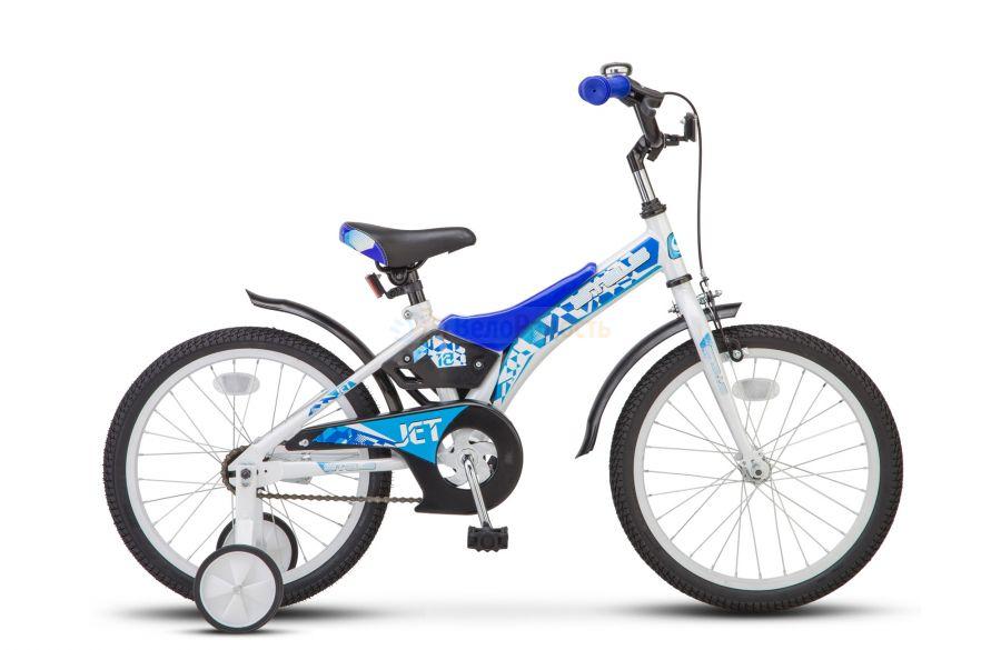 "Велосипед детский Stels Jet 18"" Z010 (2018)"