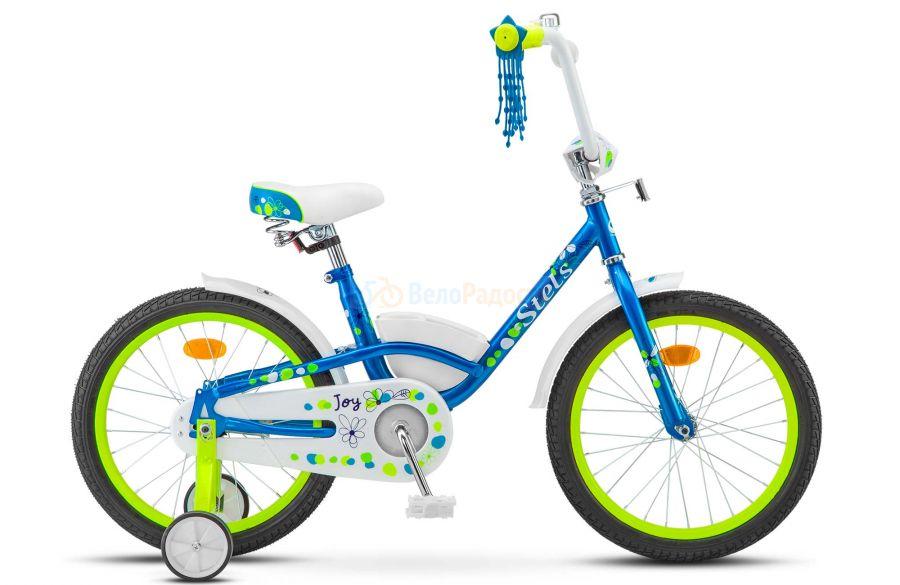 """Велосипед детский Stels Joy 18"""" V020 (2018)"""