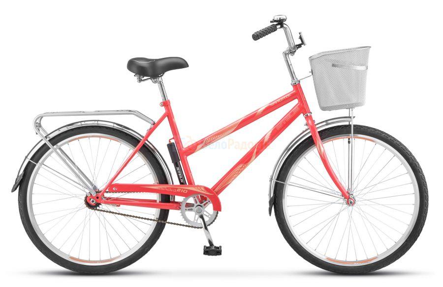 Велосипед городской Stels Navigator 210 Lady 26 Z010 (2018)