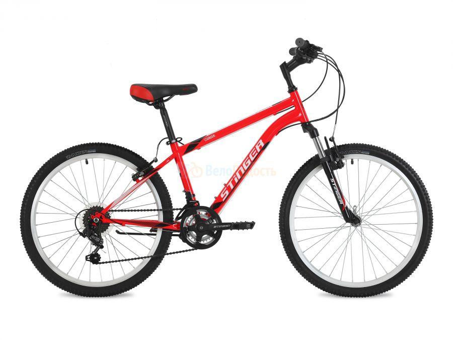 Велосипед подростковыйStinger Caiman 24 (2018)