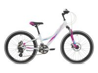 Велосипед подростковый Stinger Galaxy D 24 2.0 (2018)