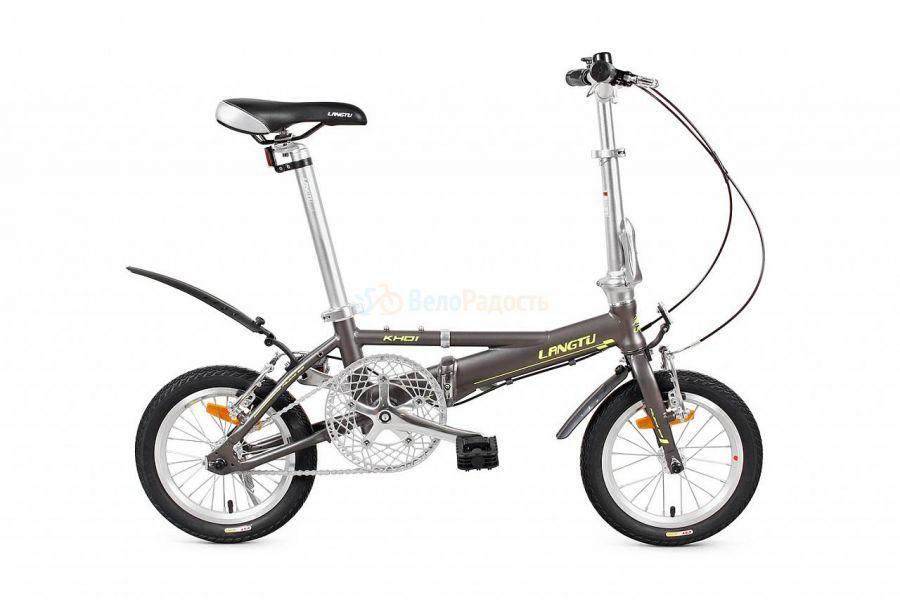 Велосипед складной Langtu KH 01 (2018)
