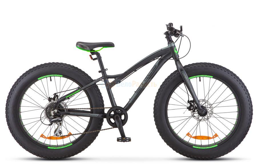 Велосипед подростковый Stels Aggressor MD 24 V010 (2019)