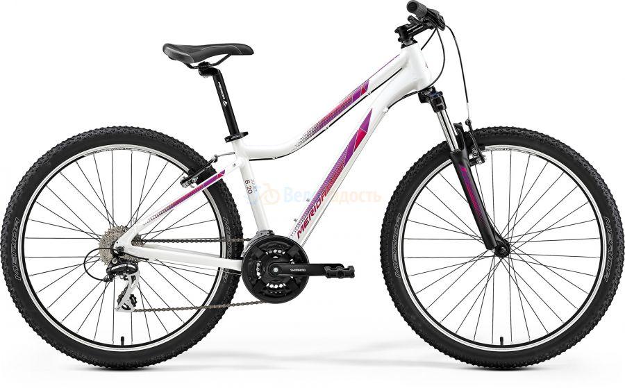 Велосипед женский Merida Juliet 6.20-V (2019)