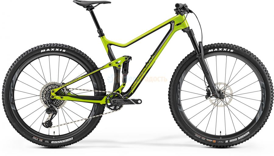 Велосипед двухподвес Merida One-Twenty 9.8000 (2019)