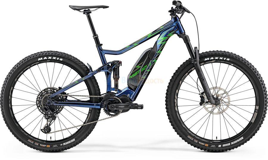 Электровелосипед горный Merida eOne-Twenty MetalRIDA (2019)