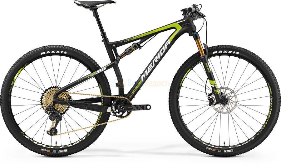 Велосипед двухподвес Merida Ninety-Six 9.Team (2019)