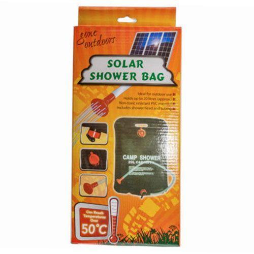 Портативный душ Solar Shower Bag.