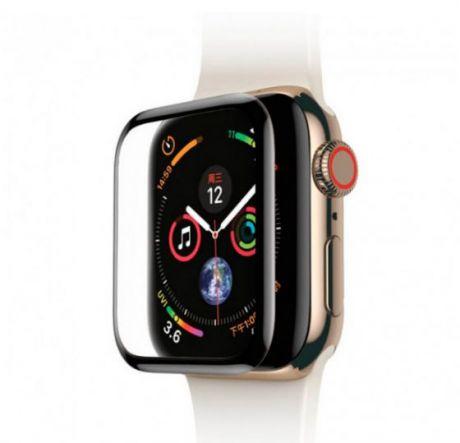 Защитное стекло для Apple Watch Devia 38mm 3D Full Screen