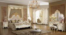 Спальня АФИНА  6-дверный шкаф, эмаль