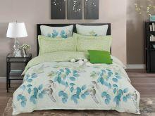 Комплект постельного белья Сатин SL 1.5 спальный  Арт.15/318-SL