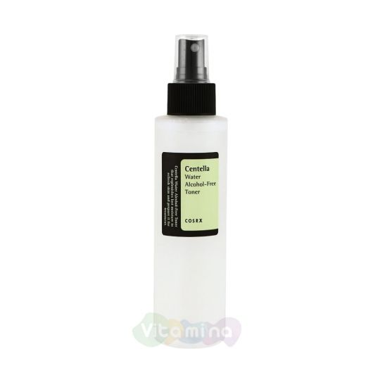 CosRX Тоник с экстрактом центеллы Centella Water Alcohol-Free Toner, 150 мл