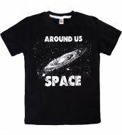 "Футболка для мальчика 10-13 лет ""SPACE"" BS147-5"