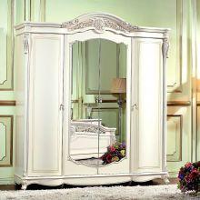Шкаф AFINA 4-дверный эмаль