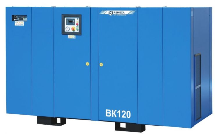 Винтовой компрессор  ВК60Р-7.5Д