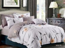 Комплект постельного белья Сатин SL 2-спальный  Арт.20/408-SL