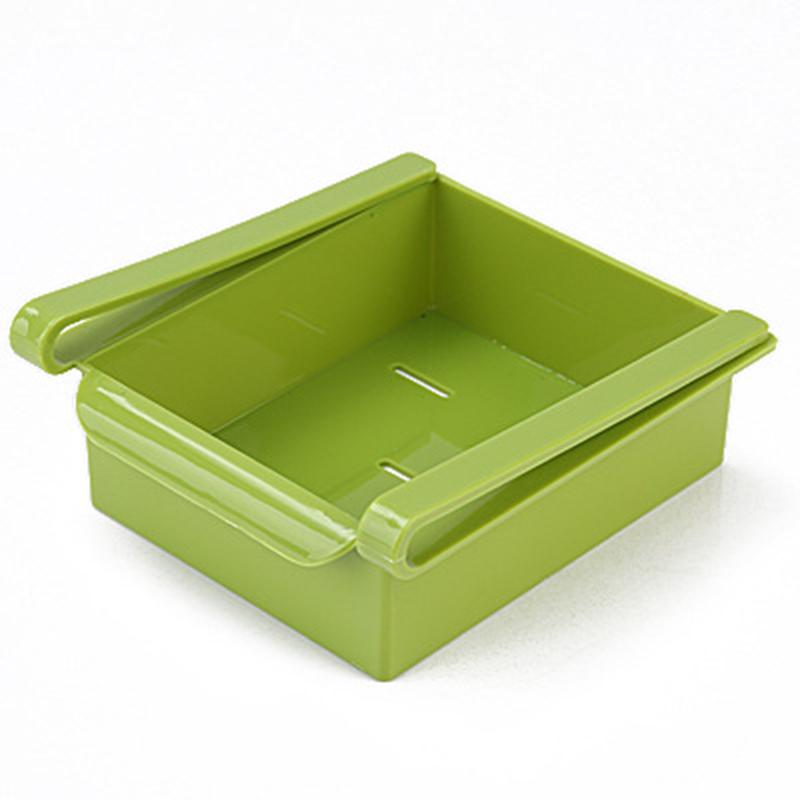 Органайзер Для Холодильника Refrigerator Multifunctional Storage Box, Цвет Зеленый