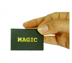 Превращение карты в коробок спичек - Card to Match