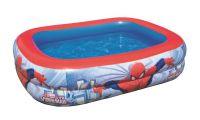 Бассейн Spider-Man 201 х 150 х 51 см, 450 л.