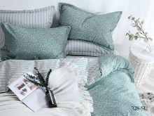 Комплект постельного белья Сатин SL 1.5 спальный  Арт.15/328-SL