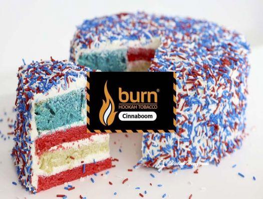 Табак Burn - Cinnaboom (классическая американская выпечка) 100гр