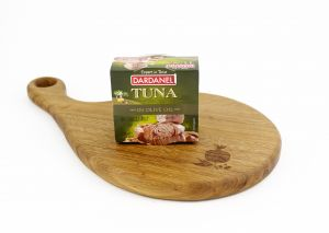 Тунец Dardanel в оливковом масле 160 гр.