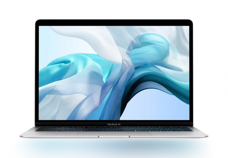 Apple MacBook Air 13 Late 2018 128Gb Silver (MREA2)