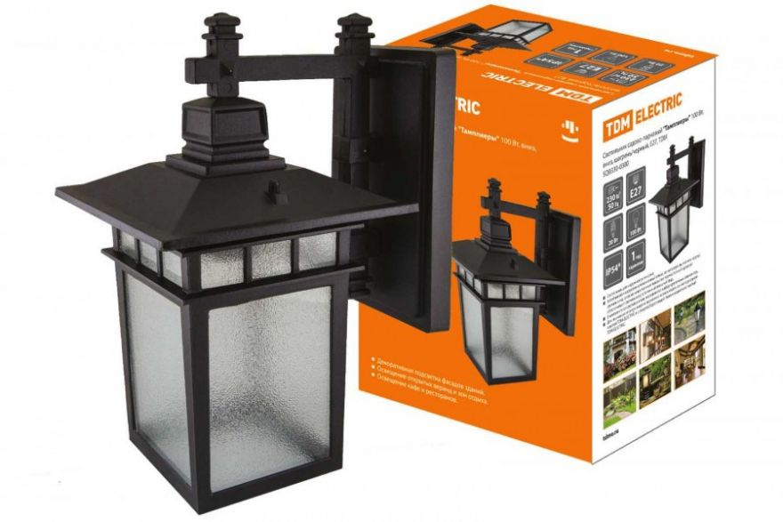 Садово-парковый светильник TDM SQ0330-0300