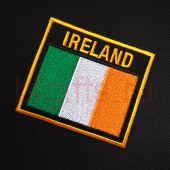 Патч Ирландский флаг