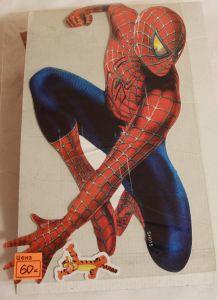 ! наклейка человек паук, ячейка: 13