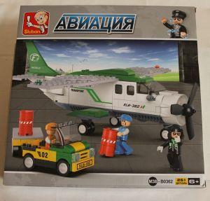 ! слубан авиация 251д, ячейка: 53