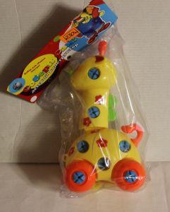 ! жирафик собери сам, ячейка: 61
