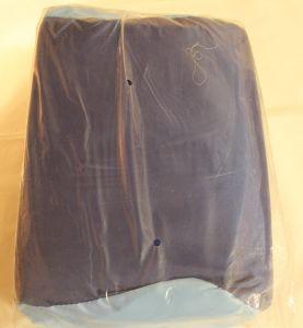 ! утеплитель для санок с конвертом для ног син, ячейка: 99
