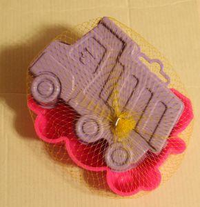 ! набор самосвал паровоз роз, ячейка: 105