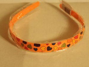 ! ободок цв серд оранж, ячейка: 106