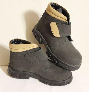 ! ботинки демисез корич мальч размер 25, ячейка: 126