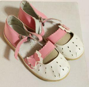 ! сандалии давлеканово дев бело-роз размер 190, ячейка: 137