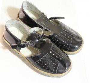 ! суперскидка сандалии черн размер 195, ячейка: 140