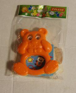 ! погремушка медвежонок, ячейка: 5
