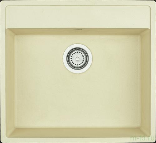 Врезная кухонная мойка Longran Geos GES 560.510