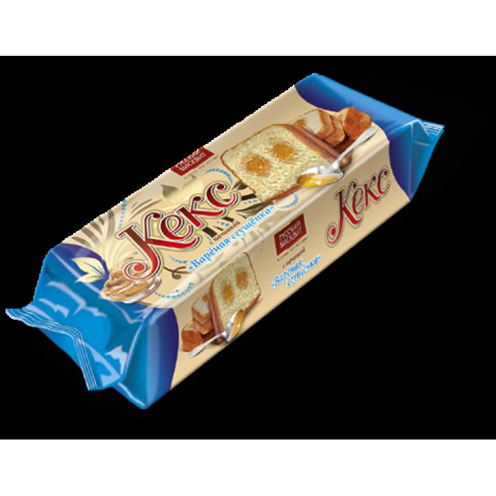 Кекс Русский бисквит вареная сгущенка 225г