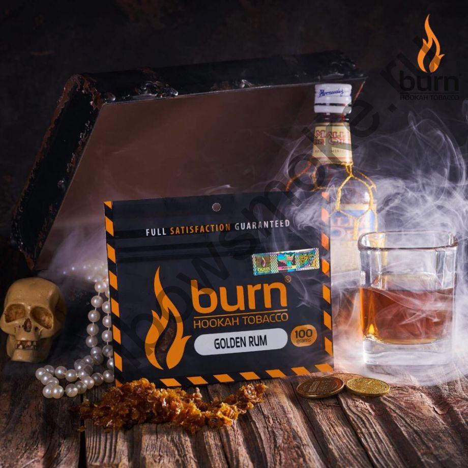Burn 20 гр - Golden Rum (Золотой Ром)