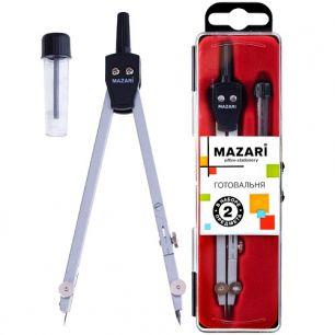 Готовальня Mazari 2 предмета