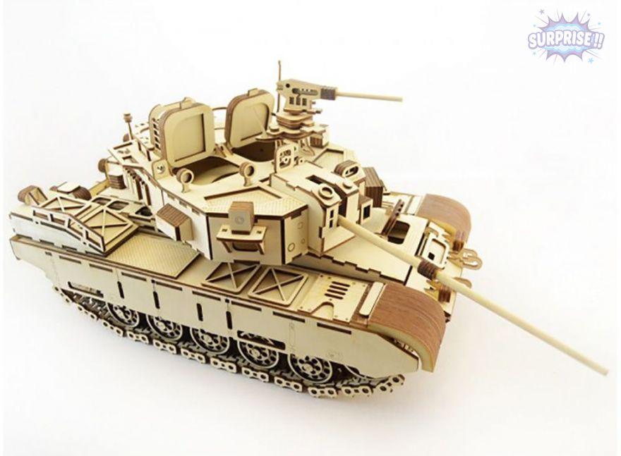 «Боевой танк» конструктор военная техника