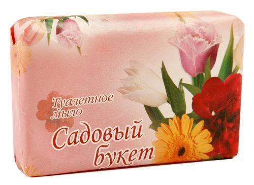 Мыло Садовый букет 90г фн