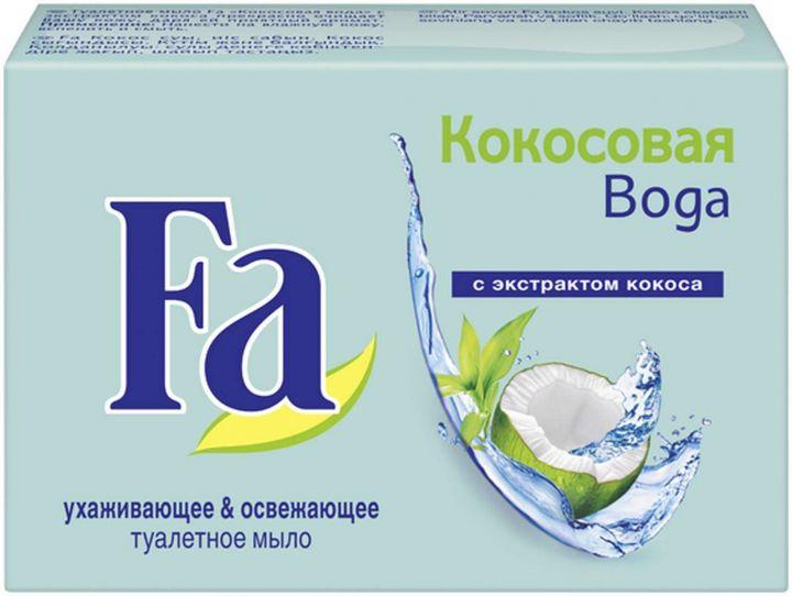 Мыло Fa 90г Кокосовая вода