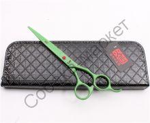 Ножницы прямые Kasho 7 дюймов серия Колорс
