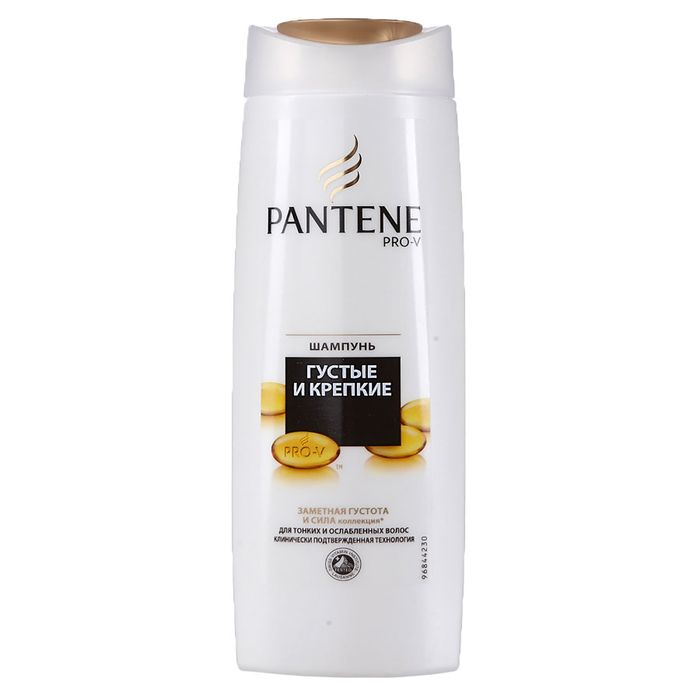 Шампунь Pantin proV 250мл Густые и крепкие