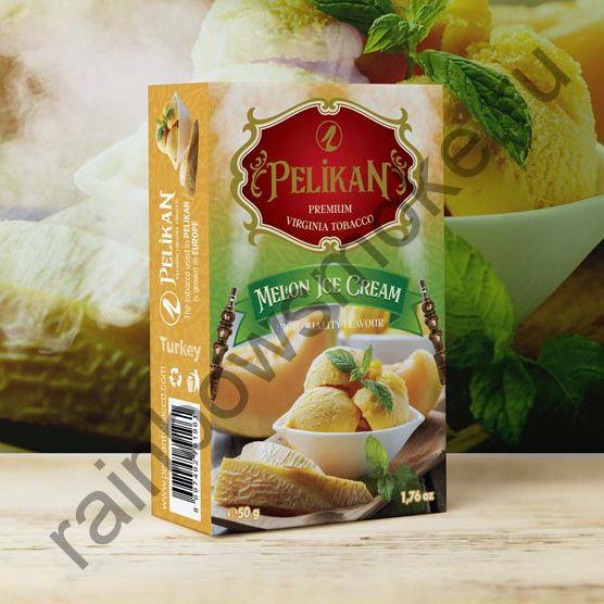 Pelikan 50 гр - Melon Ice Cream (Дынное Мороженое)